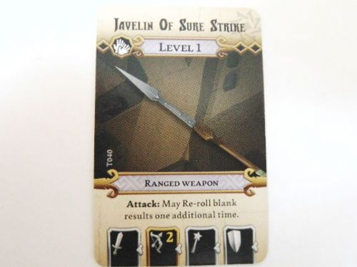 md - l1 treasure card (javalin of sure strike)